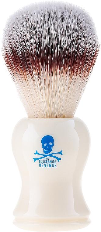 Brocha de afeitar con cerdas sintéticas - The Bluebeards Revenge The Ultimate Vanguard Brush — imagen N2