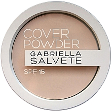 Perfumería y cosmética Polvo facial SPF15 - Gabriella Salvete Cover Powder SPF15