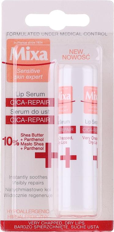 Sérum labial - Mixa Cica-Repair Lip Serum