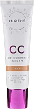 Perfumería y cosmética Crema facial correctora de color - Lumene CC Color Correcting Cream SPF 20