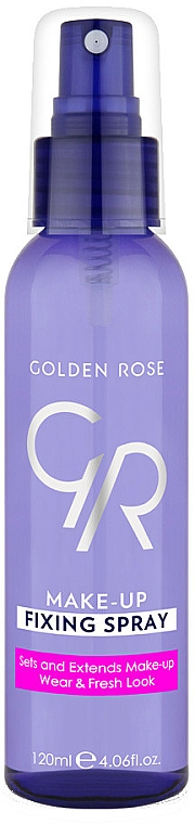 Spray fijador de maquillaje suave - Golden Rose Make-Up Fixing Spray