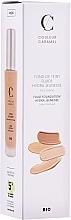 Perfumería y cosmética Base de maquillaje fluida vegana con ácido hialurónico para pieles maduras - Couleur Caramel Fond De Teint Fluide Hydra Jeunesse
