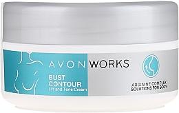Perfumería y cosmética Crema para busto firme y tonificado con arginina - Avon Works