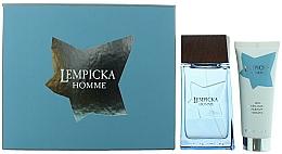 Perfumería y cosmética Lolita Lempicka Homme - Set (edt/100ml + bálsamo after shave/75ml)
