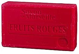Perfumería y cosmética Jabón artesanal con aroma frutos rojos - Le Chatelard 1802 Red Fruit Soap