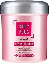 Perfumería y cosmética Mascarilla capilar con proteínas vitaminas de frutas - Freelimix Daily Plus Mask In-Fruit Revitalizing For All Hair Types