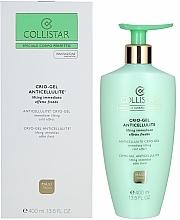 Perfumería y cosmética Crio-gel efecto frio - Collistar Anticellulite Crio-Gel