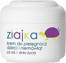 Perfumería y cosmética Crema corporal para bebés y niños con D-pantenol y vitamina E - Ziaja Body Cream for Kids