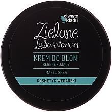 Perfumería y cosmética Crema de manos vegana con manteca de karité - Zielone Laboratorium