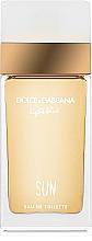 Perfumería y cosmética Dolce&Gabbana Light Blue Sun Pour Femme - Eau de toilette