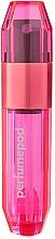 Perfumería y cosmética Atomizador recargable, vacío - Travalo Perfume Pod Ice 65 Sprays Pink