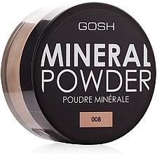 Perfumería y cosmética Polvo mineral fijador de maquillaje - Gosh Mineral Powder