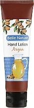 Perfumería y cosmética Loción de manos con aroma a argán - Belle Nature Hand Lotion Argan
