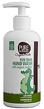 Perfumería y cosmética Jabón líquido para manos con extracto de hoja de rooibos orgánico - Pure Beginnings Fun Time Hand Wash