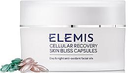 Perfumería y cosmética Cápsulas faciales para la reparación celular con aceite de moringa, lavanda - Elemis Cellular Recovery Skin Bliss Capsules