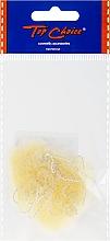Perfumería y cosmética Gorro de malla, 3097 beige claro - Top Choice