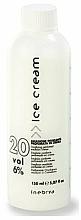 Perfumería y cosmética Emulsión oxidante profesional, 20vol. 6% - Inebrya Hydrogen Peroxide