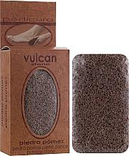Perfumería y cosmética Piedra pómez (98x58x37mm) - Vulcan Pumice Stone Terracotta Brown