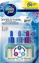 Perfumería y cosmética Recambio para difusor de aroma eléctrico, Frescor de primavera - Ambi Pur (3uds. x 7ml)