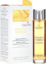 Perfumería y cosmética Agua aromática con aceites esenciales y extracto de cítricos - Collistar Benessere Dell'Energia Acqua Aromatica Spray