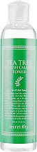 Perfumería y cosmética Tónico facial calmante con agua de árbol de té - Secret Key Tea Tree Refresh Calming Toner