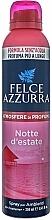 Perfumería y cosmética Ambientador en spray con aroma a rosa y jazmín - Felce Azzurra Notte D'estate Spray