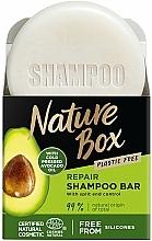 Perfumería y cosmética Champú sólido con aceite de aguacate - Nature Box Avocado Dry Shampoo