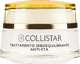 Crema facial antiedad seborreguladora con ceramidas y extracto de algas - Collistar Anti-Age Sebum-Balancing — imagen N2