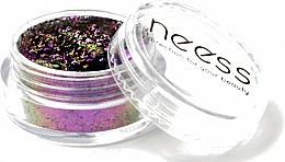 Perfumería y cosmética Purpurina para uñas - Neess Shiny Effect
