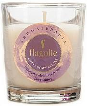 Perfumería y cosmética Vela perfumada de soja con aroma a lavanda - Flagolie Fragranced Candle Lavender Relax