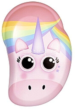 Perfumería y cosmética Cepillo para niñas - Tangle Teezer The Original Mini Children Detangling Hairbrush Rainbow The Unicorn