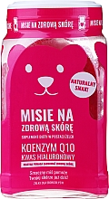 Perfumería y cosmética Complemento alimenticio de ácido hialurónico y coenzima Q10 para piel, uñas y cabello - Noble Health Supplement Diety