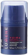 Crema facial energizante con aceite de canola - Lumene Men Voima Energizing 24h Moisture Booster — imagen N1