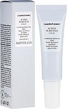 Perfumería y cosmética Fluido hidratante para piel impura con sintomas de acné - Comfort Zone Active Pureness Fluid