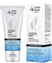 Perfumería y cosmética Mascarilla capilar para crecimiento del cabello con extracto de algas - Long4Lashes Hair Ice Mask