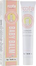 Perfumería y cosmética Bálsamo para bebé con pantenol y sepitónico - Roofa Panthenol & Sepitonic Baby Balm
