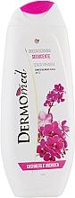 Perfumería y cosmética Gel de ducha corporal cachemira y orquídea - Dermomed Shower Gel Cashmere Orchid