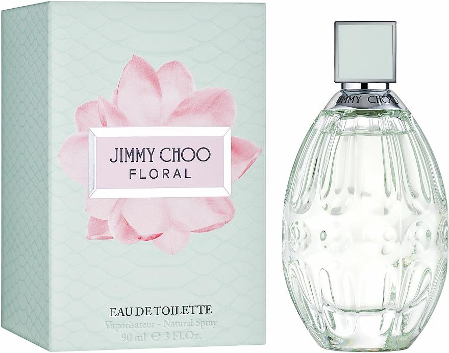 Jimmy Choo Floral - Eau de toilette — imagen N2