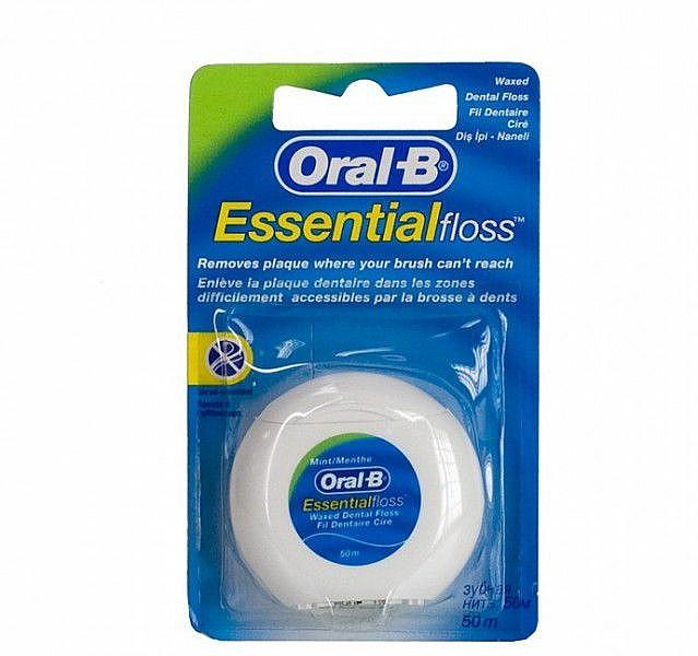 Hilo dental con sabor a menta - Oral-B Essential Floss