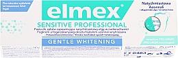 Perfumería y cosmética Pasta dental - Elmex Professional Sensitive Professional Gentle Whitening