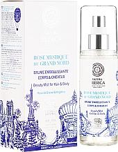 Perfumería y cosmética Spray embellecedor para cuerpo y cabello con agua de rosas de mayo y angélica - Natura Siberica Siberie Mon Amour Beauty Mist for Hair & Body