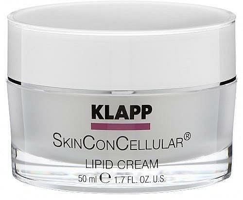 Crema facial lipídica celular enriquecida con colágeno y karité - Klapp Skin Con Cellular Lipid Cream