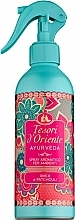 Perfumería y cosmética Ambientador en spray con aceite de amla y pachulí - Tesori d`Oriente Ayurveda