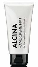 Perfumería y cosmética Crema de manos con aceite de albaricoque y girasol №1 - Alcina