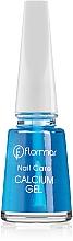 Perfumería y cosmética Base coat - Flormar Nail Care Calcium Gel