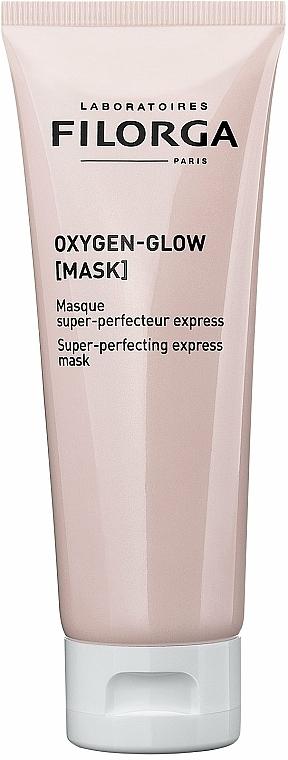 Mascarilla para rostro, cuello y escote con aceite de almendras y extracto de toronja - Filorga Oxygen-Glow Mask