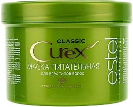 Perfumería y cosmética Mascarilla capilar con proteínas y vitaminas - Estel Professional Curex Classic