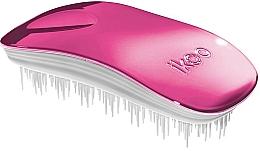 Perfumería y cosmética Cepillo de pelo desenredante - Ikoo Home Cherry Metallic