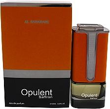 Perfumería y cosmética Al Haramain Opulent Saffron - Eau de parfum