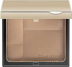 Perfumería y cosmética Polvo compacto mineral - Clarins Ever Matte Shine Control Mineral Powder Compact